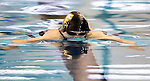 19 MAR 2016: Emily Escobedo of UMBC competes in the 200 Yard Breaststroke final during the Division I Women's Swimming & Diving Championship held at the Georgia Tech Aquatic Center in Atlanta, GA. David Welker/NCAA Photos