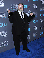 11 January 2018 - Santa Monica, California - Guillermo del Toro. 23rd Annual Critics' Choice Awards held at Barker Hangar. <br /> CAP/ADM/BT<br /> &copy;BT/ADM/Capital Pictures