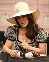 BOCA RATON - FEBRUARY 08: Lisa Vanderpump introduces fans to her newest venture Vanderpump Rose Wine at Total Wine & More on February 08, 2018 in Boca Raton, Florida. Credit: mpi04/MediaPunch