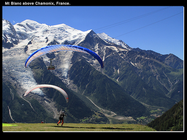 France, Chamonix.  <br />