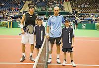 9-2-09,Rotterdam,ABNAMROWTT, Davydenko & Andreev, players escort