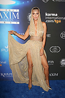 LOS ANGELES, CA - OCTOBER 21: Joanna Krupa, at 2017 MAXIM Halloween Party at LA Center Studios in Los Angeles, California on October 21, 2017. Credit: Faye Sadou/MediaPunch /NortePhoto.com
