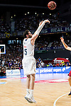 Real Madrid's player Rudy Fernandez during Liga Endesa 2015/2016 Finals 4th leg match at Barclaycard Center in Madrid. June 20, 2016. (ALTERPHOTOS/BorjaB.Hojas)