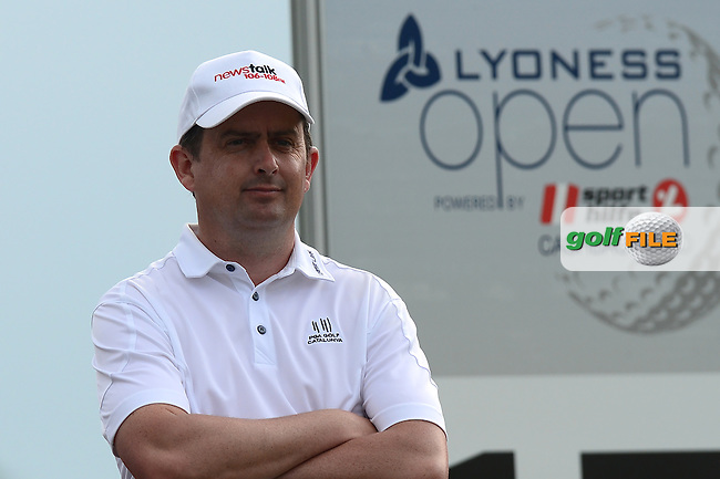 Peter Lawrie of Ireland during Round 1 of the Lyoness Open, Diamond Country Club, Atzenbrugg, Austria. 09/06/2016<br /> Picture: Richard Martin-Roberts / Golffile<br /> <br /> All photos usage must carry mandatory copyright credit (&copy; Golffile | Richard Martin- Roberts)