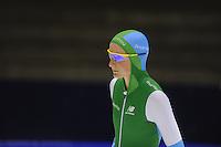 SCHAATSEN: HEERENVEEN: 16-01-2016 IJsstadion Thialf, Trainingswedstrijd Topsport, Rosa Pater, ©foto Martin de Jong