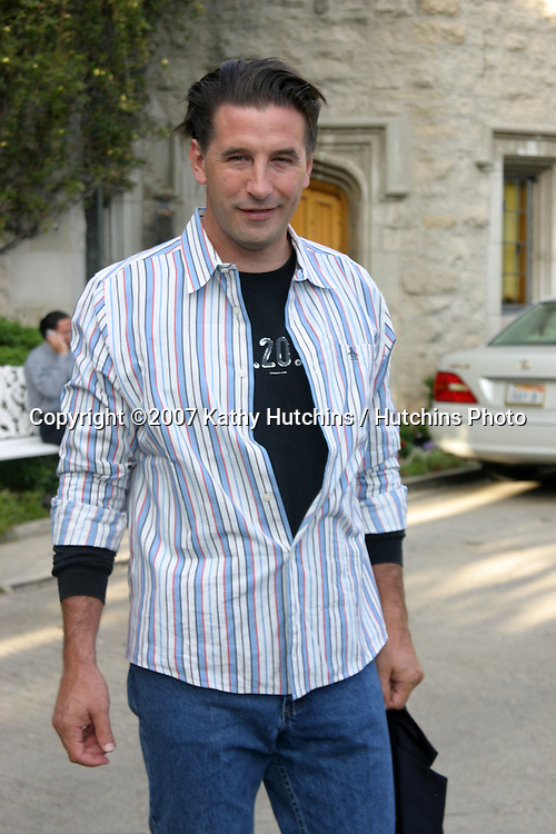 "Billy Baldwin.""BowWowWOW"" Fundraiser to benefit Much Love Animal Rescue.Playboy Mansion.Westwood, CA.July 14, 2007.©2007 Kathy Hutchins / Hutchins Photo...."