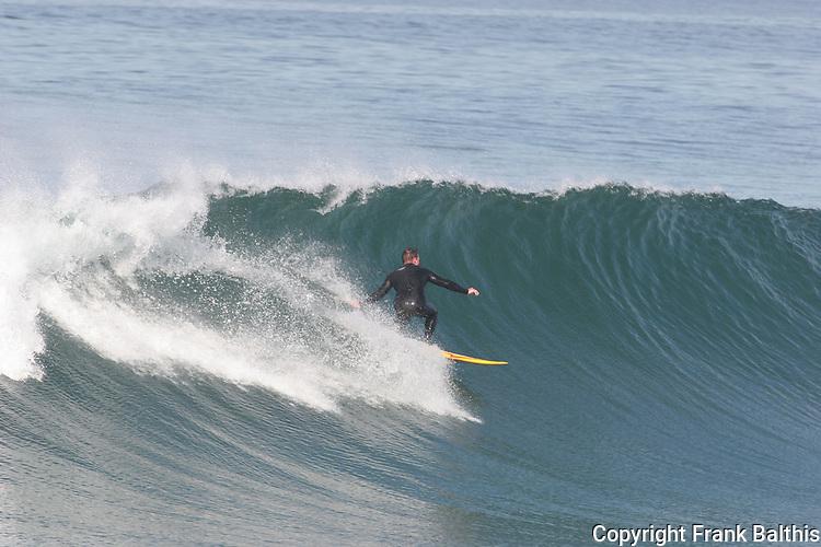 Surfing Mission Beach
