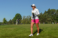 Danielle Kang (USA) heads to 3 during round 1 of the 2018 KPMG Women's PGA Championship, Kemper Lakes Golf Club, at Kildeer, Illinois, USA. 6/28/2018.<br /> Picture: Golffile | Ken Murray<br /> <br /> All photo usage must carry mandatory copyright credit (&copy; Golffile | Ken Murray)