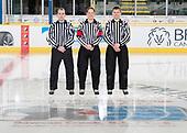 Dawson Creek, BC - Dec 14 2019:  at the 2019 World Junior A Championship at the ENCANA Event Centre in Dawson Creek, British Columbia, Canada. (Photo by Matthew Murnaghan/Hockey Canada)