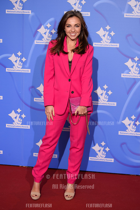 LONDON, UK. September 21, 2018: Louisa Lytton at the National Lottery Awards 2018 at the BBC Television Centre, London.<br /> Picture: Steve Vas/Featureflash