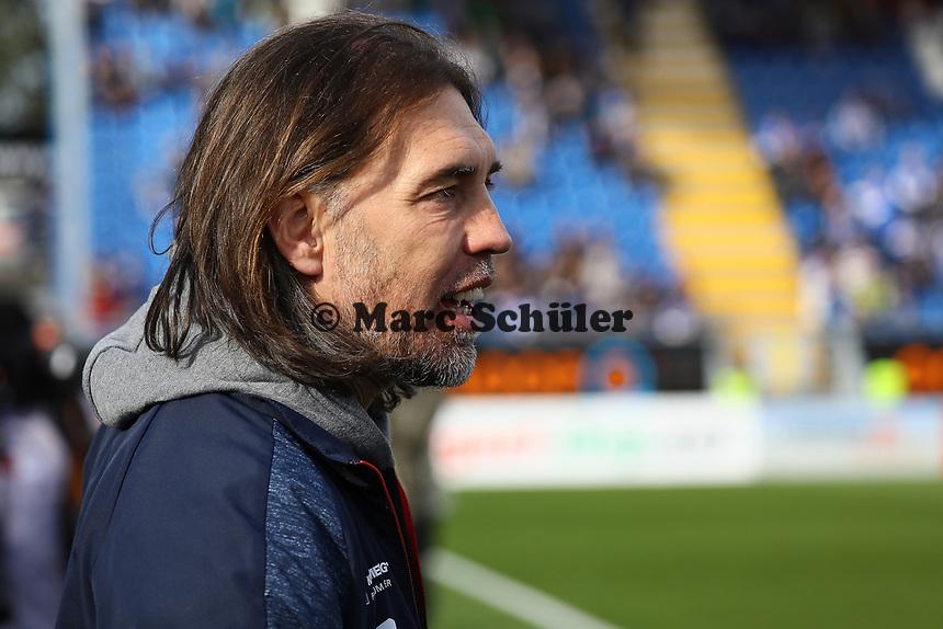 Trainer Martin Schmidt (1. FSV Mainz 05)- 11.03.2017: SV Darmstadt 98 vs. 1. FSV Mainz 05, Johnny Heimes Stadion am Boellenfalltor