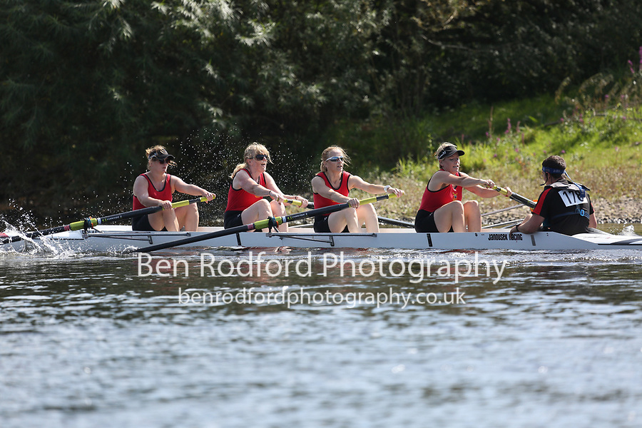 Race: 179  W.MasA/B.4+   [178]Bridgnorth RC - BRI-Williams (B)  vs [179]Worcester RC - WRR-Singleton (A) <br /> <br /> Ross Regatta 2017 - Monday<br /> <br /> To purchase this photo, or to see pricing information for Prints and Downloads, click the blue 'Add to Cart' button at the top-right of the page.