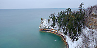 Lake Superior - Pictured Rocks National Lakeshore, Munising, MI