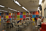 As part of the H.E.A.R.T. partnership with HISD, 17 high school students with disabilities are working and learning on the job at the Houston Food Bank. The students help run the Texans Cafe.