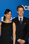 The Good Wife, Archie Panjabi and Matt Czuchry  - CBS Upfront 2012 at the Tent in Lincoln Center, New York City, New York. (Photo by Sue Coflin/Max Photos)