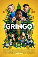 Gringo (2018) <br /> POSTER ART<br /> *Filmstill - Editorial Use Only*<br /> CAP/KFS<br /> Image supplied by Capital Pictures