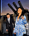 "Tadanobu Asano and Rihanna, Apr 03, 2012 :  Tokyo, Japan : Actor Tadanobu Asano(L) and actress Rihanna attend the world premiere for the film ""Battleship"" in Tokyo, Japan, on April 3, 2012.The film will open on April 13 in Japan."