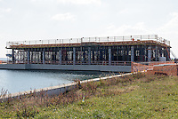 Boathouse at Canal Dock Phase II   State Project #92-570/92-674 Construction Progress Photo Documentation No. 05 on 17 November 2016. Image No. 01