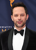 09 September 2018 - Los Angeles, California - Nick Kroll. 2018 Creative Arts Emmy Awards - Arrivals held at Microsoft Theater. <br /> CAP/ADM/BT<br /> &copy;BT/ADM/Capital Pictures