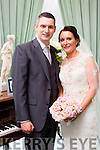 Ciara Coffey, Ballymullen Tralee, daughter of Peter and Anne Coffey, and James Coakley, Millstreet Cork, son of Jim and Dorothy Coakley, were married at St. Johns Church Tralee by Fr. Gearad Finnucane on Saturday 11th July 2015 with a reception at Ballyseedy Castle Hotel