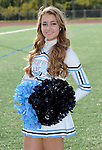 9-30-14, Skyline High School pompon squad