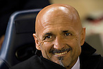 Luciano Spalletti Coach of AS Roma before Villarreal CF vs AS Roma, part of the UEFA Europa League 2016-17 Round of 32 at the Estadio de la Cerámica on 16 February 2017 in Villarreal, Spain. Photo by Maria Jose Segovia Carmona / Power Sport Images