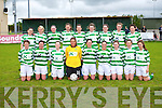 Listowel Celtic Team  in the Denny Ladies Challenge Cup Final Inter Kenmare v Listowel Celtic at Mounthawk Park on Sunday