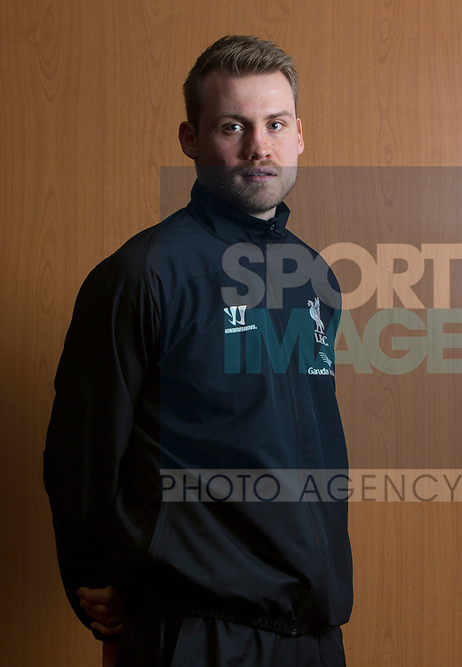 --------------------<br /> Sport Image<br /> 14/15 Simon Mingolet Feature<br /> 12 February 2015<br /> &copy;2015 Sport Image all rights reserved