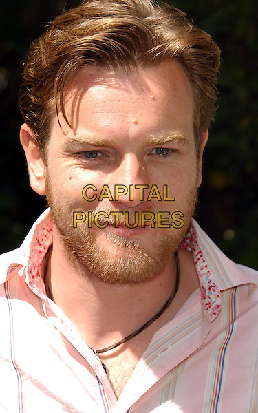 "EWAN McGREGOR.""Young Adam"" .Cannes Film Festival 2003.www.capitalpictures.com.sales@capitalpictures.com.©Capital Pictures"