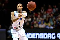 GRONINGEN - Basketbal, Donar - Dinamo Sassari, Martiniplaza, Europe Cup, seizoen 2018-2019, 12-12-2018,  Donar speler Teddy Gipson