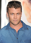 HOLLYWOOD, CA - APRIL 16: Actor Luke Hemsworth arrives at the Los Angeles premiere of 'The Water Diviner' at the TCL Chinese Theatre IMAX on April 16, 2015 in Hollywood, California.