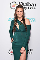 Katy Dunne<br /> arriving for the WTA Summer Party 2019 at the Jumeirah Carlton Tower Hotel, London<br /> <br /> ©Ash Knotek  D3512  28/06/2019