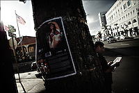 "Calle Ocho<br /> From ""Color Blind"" series. Miami, 2009"