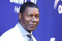 LAGUNA BEACH, CA, USA - AUGUST 16: Dennis Haysbert arrives at the 7th Annual Oceana's Annual SeaChange Summer Party on August 16, 2014 in Laguna Beach, California, United States. (Photo by Xavier Collin/Celebrity Monitor)
