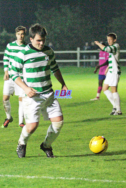 CORINTHIAN v GILLINGHAM<br /> JOHN ULLMAN CUP THURSDAY 24TH NOVEMBER 2011 GAY DAWN FARM