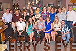 Niall Sheehan, Castleisand, celebrates his 50th birthday with family and friends at O Riadas Bar Ballymacelligott on Saturday