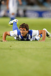 Real Sociedad's Mikel Oyarzabal during La Liga match. August 21,2016. (ALTERPHOTOS/Acero)
