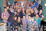Birthday Boy - Christopher Heggarty from Shanakill, seated centre having a ball with friends and family at his 21st Birthday bash held in Dowdies Bar, Boherbue on Saturday night.