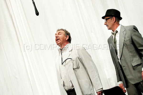Theatre company WTThumor playing The Sunshine Boys from Neil Simon, directed by Pierre Vereecken (Belgium, 19/04/2013)