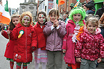 Aine O'Brien, Emma Ryan, Keeva Coughlan, Aisling Armstrong, Ceira Coughlan and Aisling Scott at the 2010 St Patrick's Day Parade...Photo NEWSFILE/Jenny Matthews.(Photo credit should read Jenny Matthews/NEWSFILE)....This Picture has been sent you under the condtions enclosed by:.Newsfile Ltd..The Studio,.Millmount Abbey,.Drogheda,.Co Meath..Ireland..Tel: +353(0)41-9871240.Fax: +353(0)41-9871260.GSM: +353(0)86-2500958.email: pictures@newsfile.ie.www.newsfile.ie.FTP: 193.120.102.198.