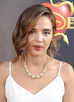 www.acepixs.com<br /> <br /> July 11 2017, LA<br /> <br /> Georgie Flores arriving at the premiere of Disney Channel's 'Descendants 2' on July 11, 2017 in Los Angeles, California. <br /> <br /> By Line: Peter West/ACE Pictures<br /> <br /> <br /> ACE Pictures Inc<br /> Tel: 6467670430<br /> Email: info@acepixs.com<br /> www.acepixs.com