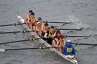 Crew: 109 Grosvenor Rowing Club, Chester B<br /> <br /> Women's Head of the River (WeHoRR) 2017<br /> <br /> To purchase this photo, or to see pricing information for Prints and Downloads, click the blue 'Add to Cart' button at the top-right of the page.