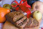 Cathleen Allison/Nevada Appeal.Muffy Vhay, of the Deer Run Ranch Bed and Breakfast, shares her pumpkin apple bread recipe.