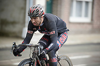 Russel Downing (GBR/Cult) in action<br /> <br /> 70th Dwars Door Vlaanderen 2015