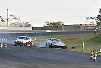 PIRACICABA,SP, 26.06.2016 - DRIFT - O piloto Marcelo Cabeça participou com seu BMW da segunda etapa do Super Drift Brasil foi realizada no ECPA - Esporte Clube Piracicabano de Automobilismo, em Piracicaba, interior de São Paulo, e foi o ganhador, nesse domingo 26. (Foto: Mauricio Bento/Brazil Photo Press)