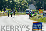 Fatal collision involving a Pedestrian and a car on the  Tralee to Ardfert Road Tuesday morning at approximately 8.35am