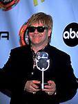 Elton John - Legend Award.2001 Radio Music Awards..