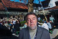"Europe needs much more spiritual unity and dialogue than it has. The festival ""Sarajevo Winter"" with it's poetry Marathon is an important step to that goal. /Europa treba puno vi?e duhovnog jedinstva i dijaloga, nego ?to ga ima. Festival ""Sarajevska zima"" sa svojim Maratonom poezije, va?an je korak u tom cilju."
