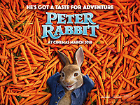 Peter Rabbit (2018)<br /> POSTER ART<br /> *Filmstill - Editorial Use Only*<br /> CAP/KFS<br /> Image supplied by Capital Pictures