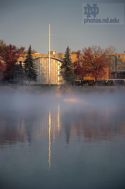 Moreau Seminary..Photo by Matt Cashore/University of Notre Dame